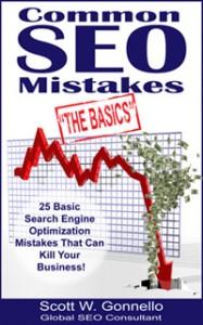 Common SEO Mistakes - Basic Edition