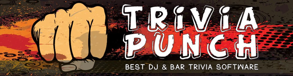 Trivia Punch! DJ & Bar Trivia Software