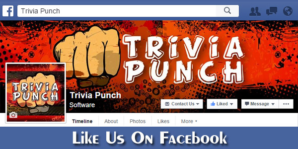 Trivia Punch on Facebook